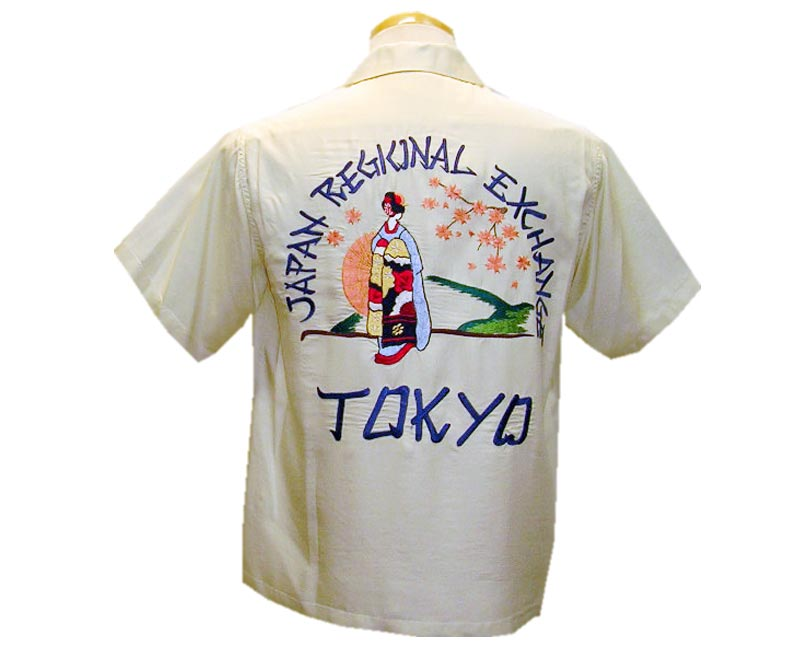 テーラー東洋 SUKAシャツ RAYON SUKA SHIRT