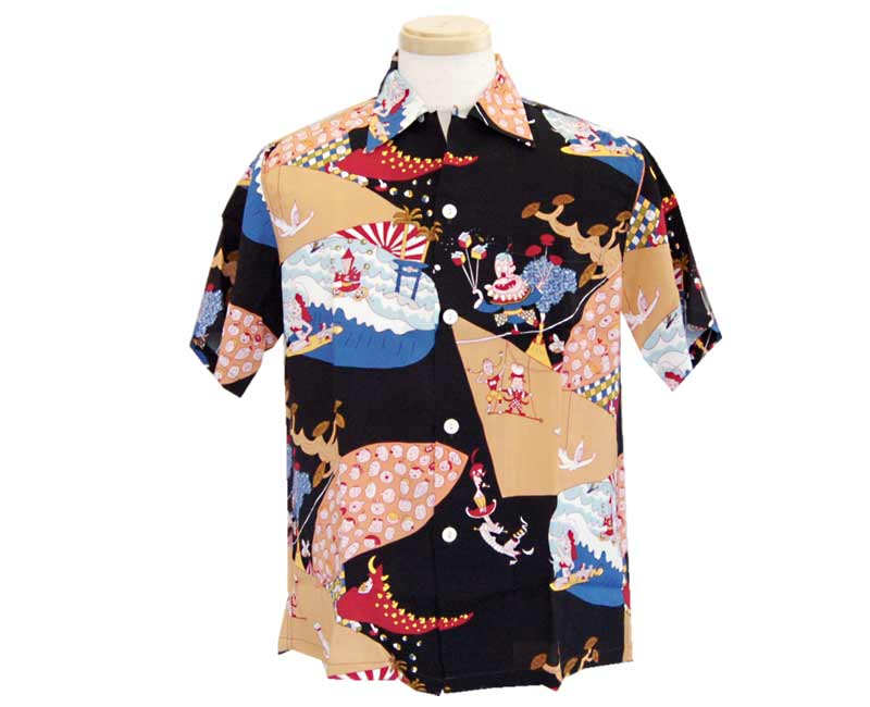 SunSurf サンサーフ 半袖 2007 S/S SPECIAL EDITION /KEONI OF HAWAII空想アロハサーカス団
