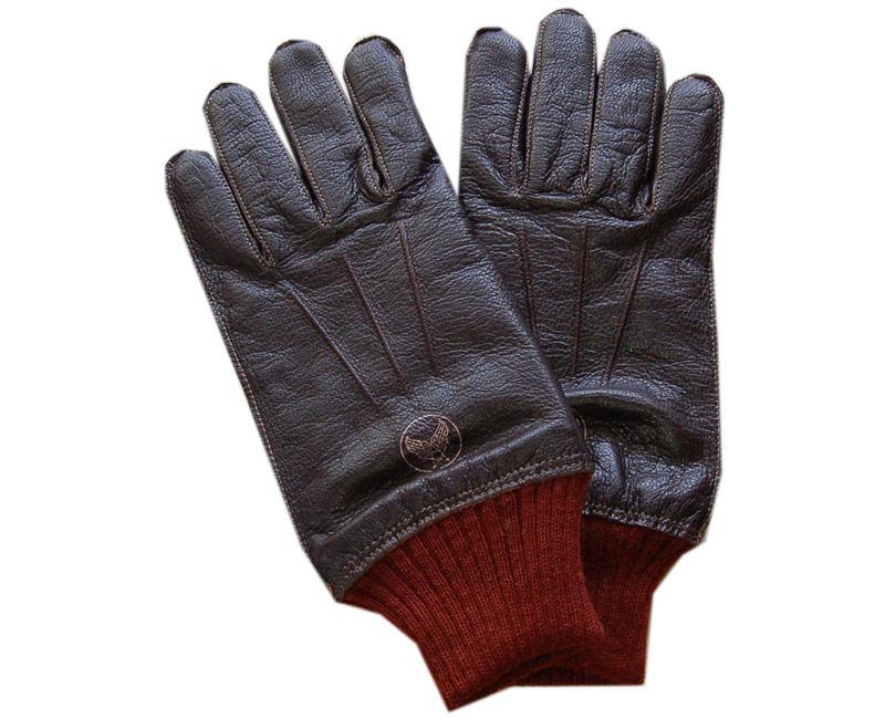 Buzz Rickson's(バズリクソンズ) 手袋 A-10 GLOVE(レッドリブ)