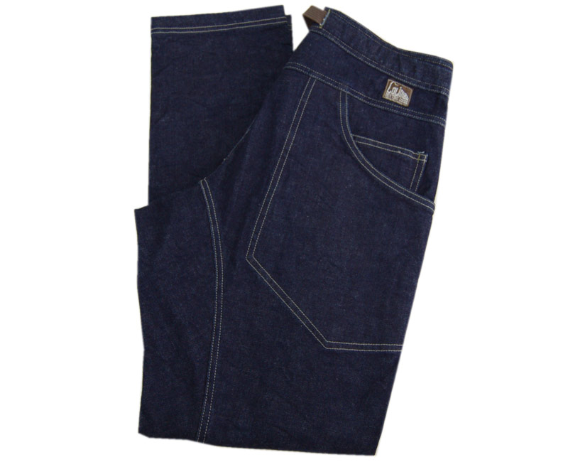 COLIMBO コリンボ パンツ BROOKLYN BOULDER PANTS(INDIGO DENIM)