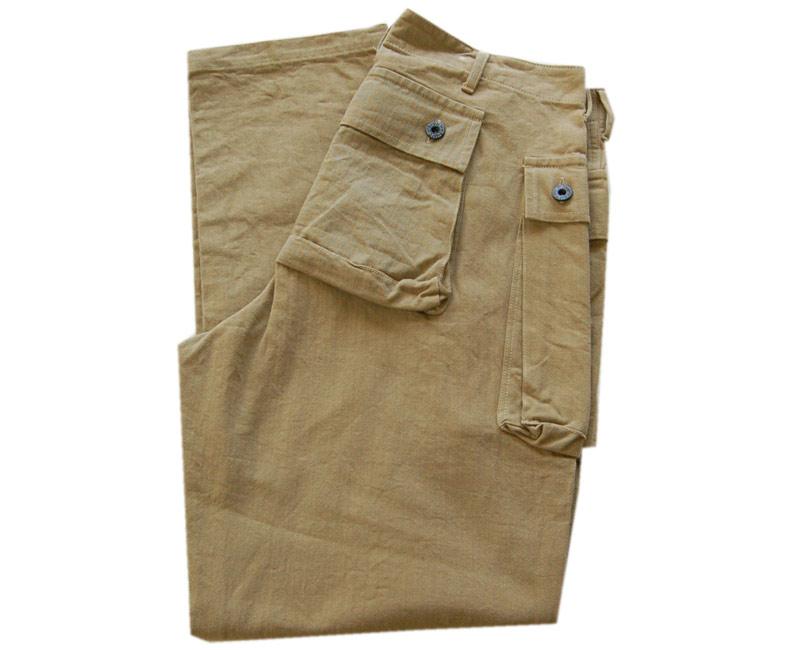COLIMBO コリンボ パンツ TRENCH DIGGER PANTS(KHAKI)