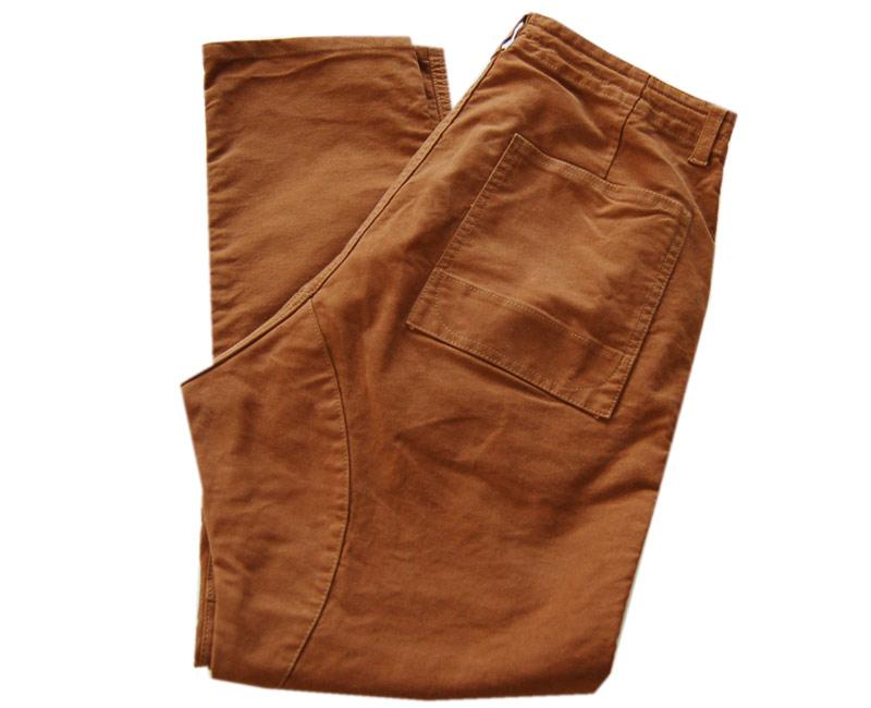 COLIMBOコリンボ パンツ S.M.R.SAROUEL PANTS/LONG(キャメル)