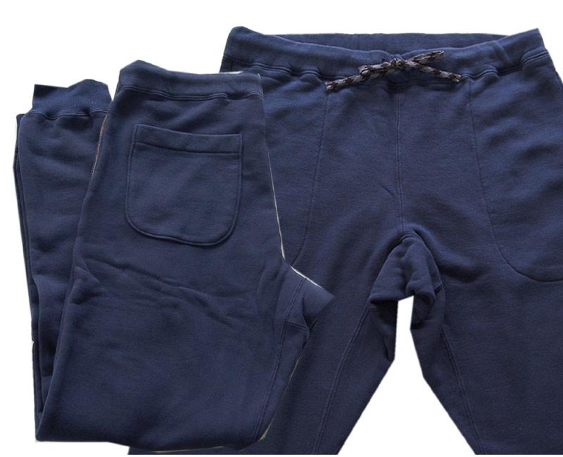 COLIMBOコリンボ スウェットパンツ FAIRBANKS SWEAT PANTS (NAVY)