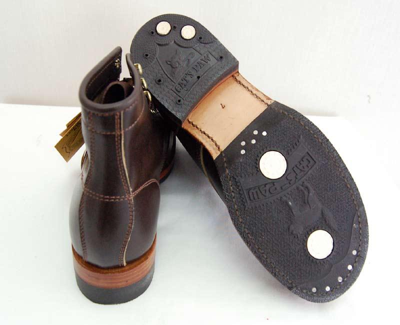孤独的狼的靴子 ロンウルフ 机修工