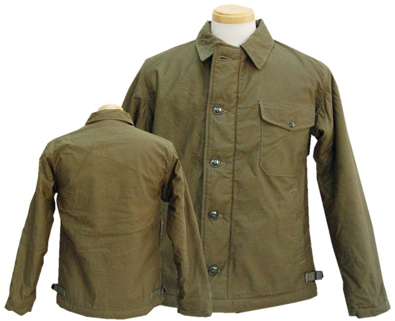 Buzz Rickson's(バズリクソンズ) フライトジャケット BR12291 A-2DECK JACKET