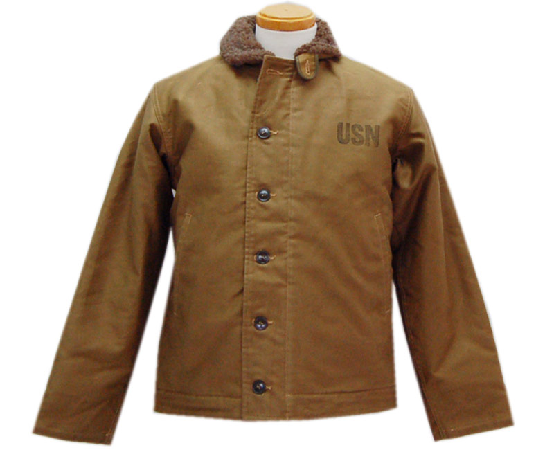 "BUZZ RICKSON'Sバズリクソンズ フライトジャケット TYPE N-1""NAVAL CLOTHING DEPOT DWMOTEX-ED"