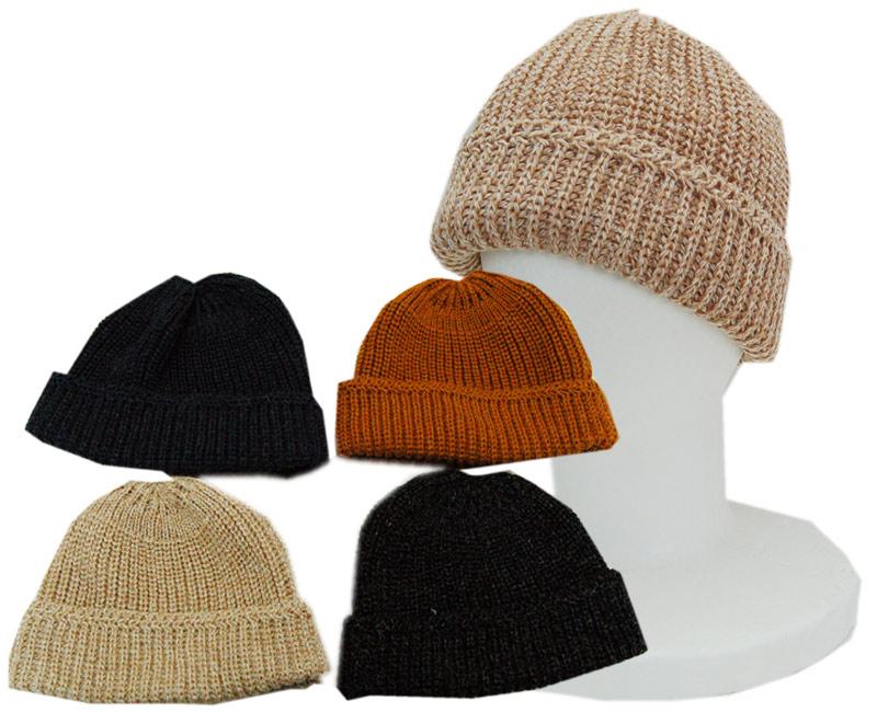 Dapper's ダッパーズ 帽子 Classical ARMY Style Knit Cap LOT1285