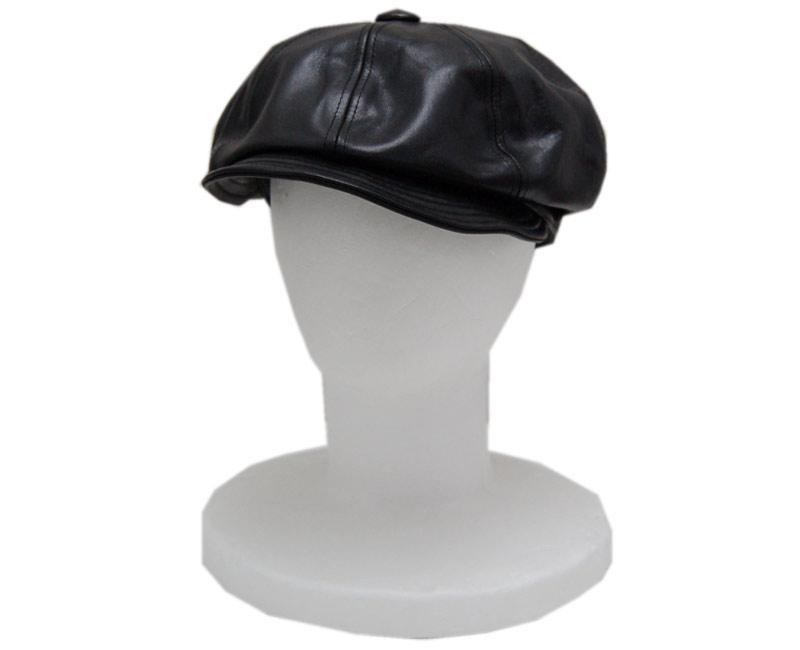 SPEIER'S スピアーズ 帽子 WORKレザーキャスケット(ホースハイド)