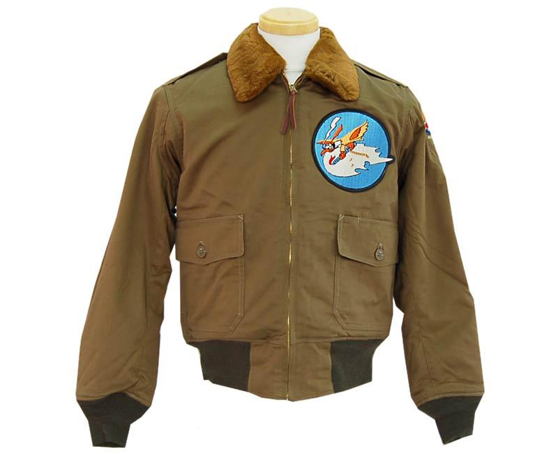 Buzz Rickson's(バズリクソンズ) フライトジャケット B-10 ROUGHWEAR 314th Fighter Squadron 【smtb-k】【kb】