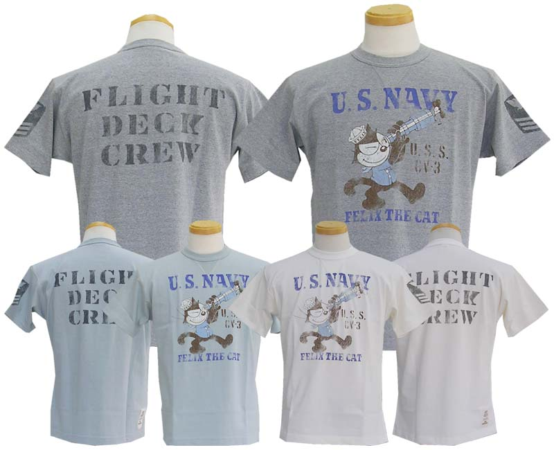 Take off  TOYS McCOY toys McCoy T- shirt MILITARY TEE U.S NAVY ... ced422b9701