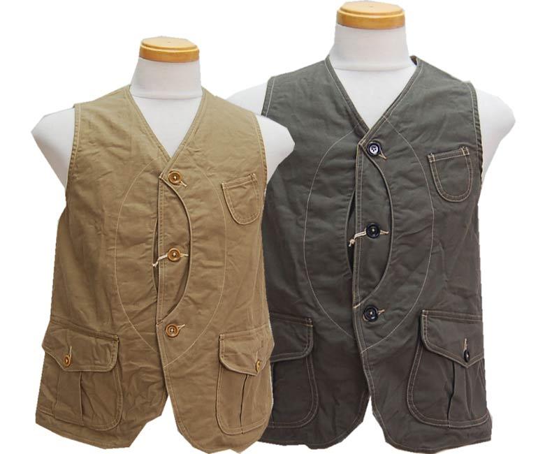 COLIMBO(コリンボ)アウター Croaker Field Vest