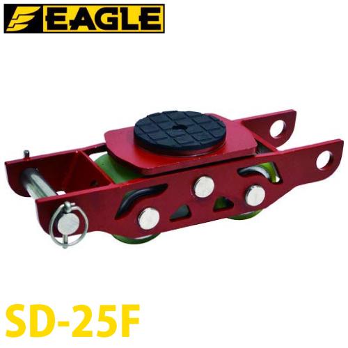 今野製作所 運搬ローラ SD-25F SmartDolly/スマートドーリー 能力:2.5ton 運搬コロ