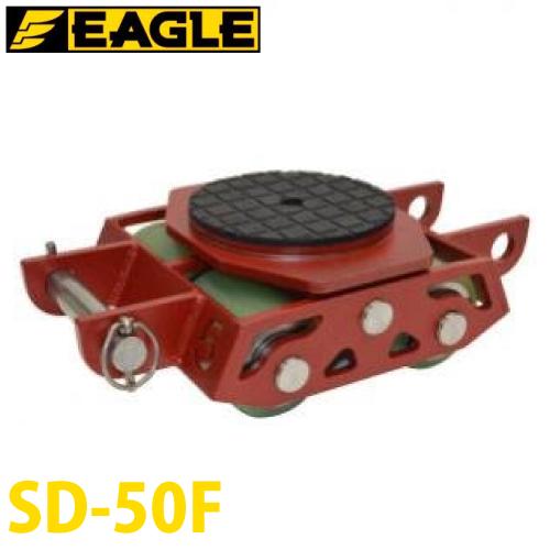 今野製作所 運搬ローラー SD-50F SmartDolly/スマートドーリー 能力:5ton 運搬コロ