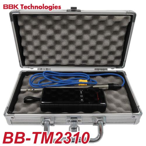 BBK デジタル温度計セット(空調用プローブ付) BB-TM2310 ケース付