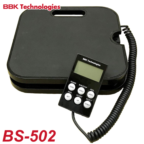 BBK ふるさと割 防塵防水チャージングスケール BS-502 新作からSALEアイテム等お得な商品 満載 計量範囲:0~50kg 電子はかり IP65
