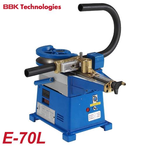 絶対一番安い BBK E-70L 電動チューブベンダー BBK エルコリーナベンダー E-70L, ソククル:0c3efa14 --- construart30.dominiotemporario.com