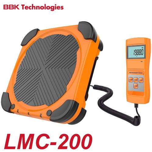 BBK ポータブルスケール(電子はかり) LMC-200 計測範囲:0~100kg