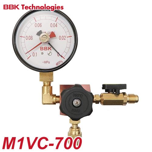 <title>BBK 真空ゲージセット セール アナログ式 M1VC-700 置き針式真空ゲージ</title>