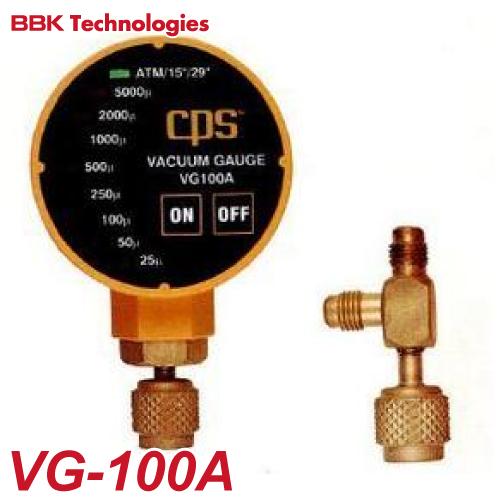 BBK 真空ゲージ エレクトロニックバキュームゲージ VG-100A