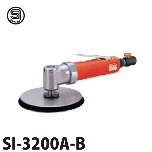 信濃機販 フィットサンダー SI-3200A-B 自動車補修仕様/揺動タイプ