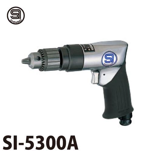 信濃機販 ドリル SI-5300A 穴あけ能力:10mm