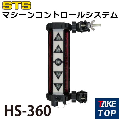 STS マシンコントロールシステム HS-360 レーザー機器