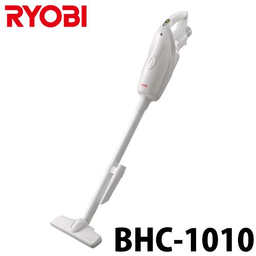 リョービ/RYOBI 充電式クリーナー (家庭用) BHC-1010 リチウムイオン電池10.8V