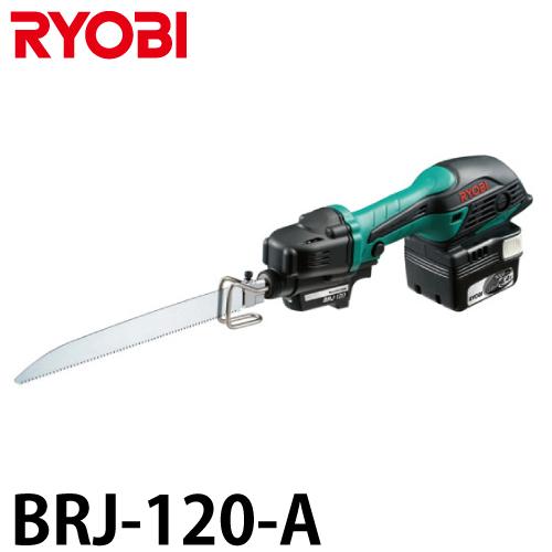 リョービ/RYOBI 充電式 小型レシプロソー BRJ-120 コードレスタイプ リチウムイオン 14.4V