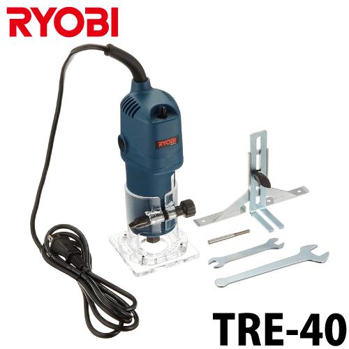 リョービ/RYOBI トリマ TRE-40 軸径6mm 628001A