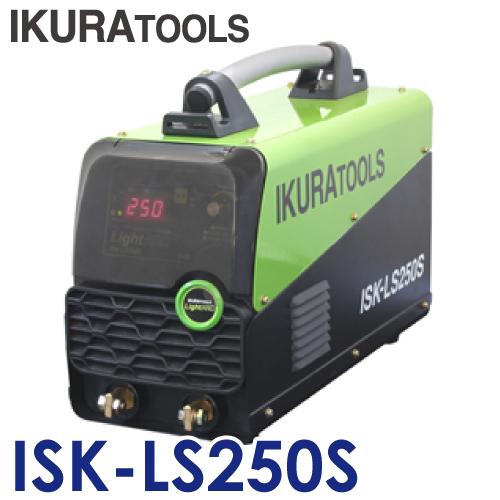 育良精機 ライトアーク ISK-LS250S 定格入力電圧:単相200V