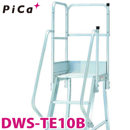 ピカ/Pica DWS用手すり 高さ900mmタイプ DWS-TE10B 適用型番:DWS-90B~180B