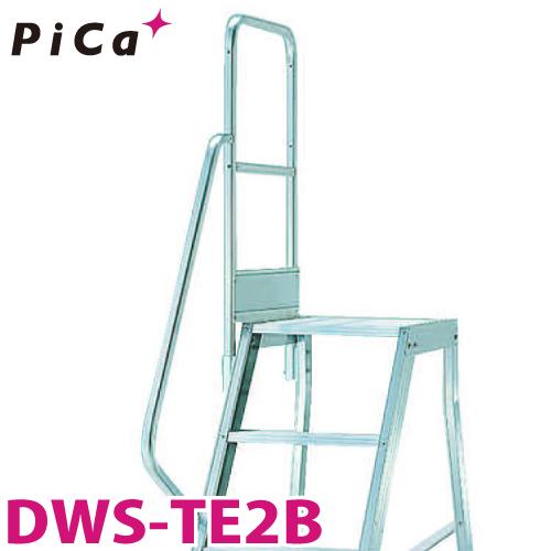ピカ/Pica DWS用手すり 高さ900mmタイプ DWS-TE2B 適用型番:DWS-90B~180B