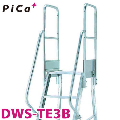 リアル DWS-TE3B DWS用手すり 高さ900mmタイプ ピカ/Pica 適用型番:DWS-90B~180B:機械と工具のテイクトップ-DIY・工具