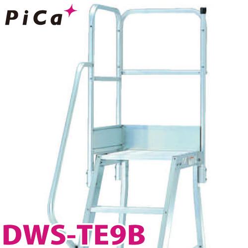 ピカ/Pica DWS用手すり 高さ900mmタイプ DWS-TE9B 適用型番:DWS-90B~180B