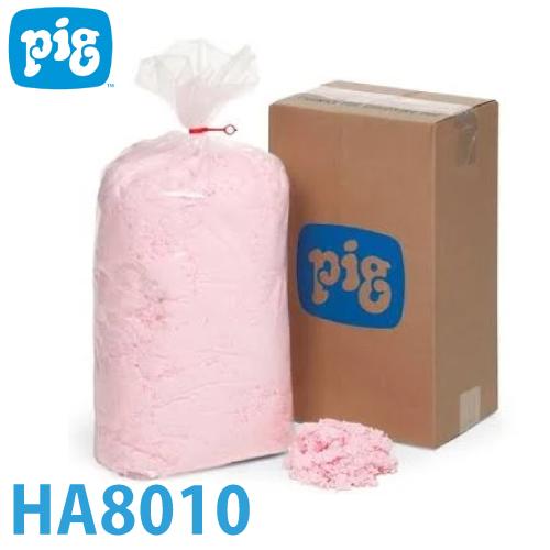 ピグ ハズマットピグパルプ 2.3kg入 HA8010 液体危険物用吸収材 100%ポリプロピレン 化学薬品対応可