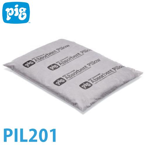 ピグ ピグピロー 16個入 PIL201 油・液体用吸収材 セルロース使用 ポリプロピレン製カバー