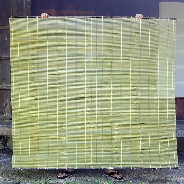 竹すだれ 180センチ×157センチ