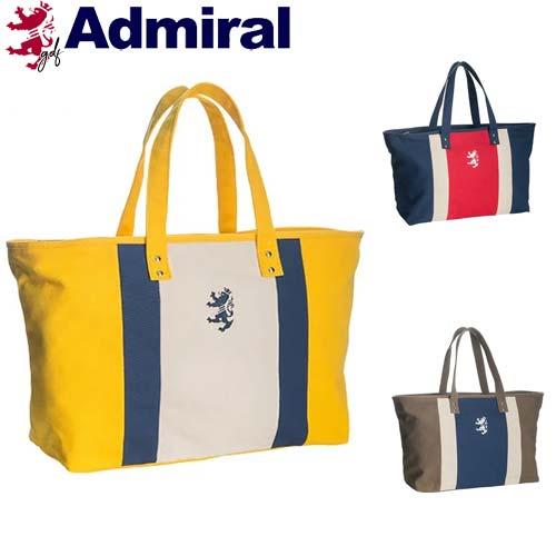 Admiral Golf アドミラルゴルフHANPU 帆布 トートバッグ 【ADMZ7SB7】【あす楽対応】