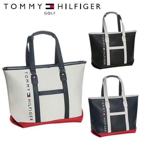 【キャッシュレス5%還元】 トミーヒルフィガー ゴルフ THE FACE ザ フェイス トート バッグ【THMG7SB1】 TOMMY HILFIGER GOLF