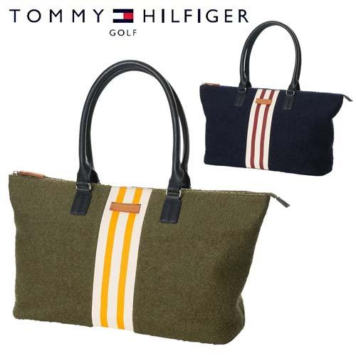 トミーヒルフィガーゴルフストライプ トート バッグ TOTE BAG【THMG7FBD】TOMMY HILFIGER GOLF【harusport_d19】【あす楽対応】
