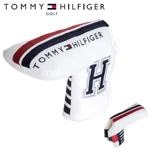 【キャッシュレス5%還元】 トミーヒルフィガー ゴルフ パターカバー ヘッドカバー(PT用) TOMMY HILFIGER GOLF 【THMG8SH4】