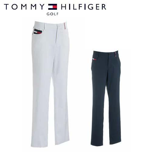 トミーヒルフィガー ゴルフ メンズ ウェア パンツ ズボン 吸水速乾 ストレッチ TOMMY HILFIGER GOLF 【THMA828】【あす楽対応】【18SS】