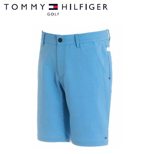 【30%オフ!】 トミーヒルフィガー ゴルフ メンズ ウェア ショート パンツ ズボン 吸水速乾 ストレッチ TOMMY HILFIGER GOLF 【THMA866】【あす楽対応】【18SS】