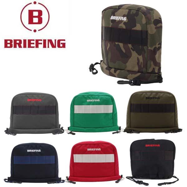 ブリーフィング ゴルフ アイアン用ヘッドカバー アイアンカバー BRF318219 BRF149219 BRIEFING