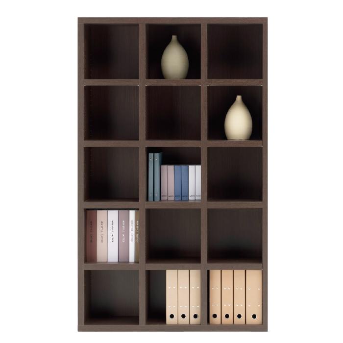 【お取り寄せ】フナモコ オープン書棚 FBR-110T レベッカオーク ニューラチス ハイタイプ ブックボード 書斎