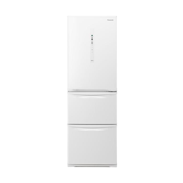 クレーン搬入費半額セール 東京23区近郊限定配送 パナソニック 365L 右開き 3ドア 冷蔵庫 NR-C37HC-W ピュアホワイト Panasonic NRC37HC|野菜室が真ん中 自動製氷 二人暮らし