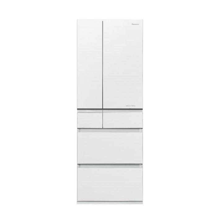 クレーン搬入費半額セール 東京23区近郊限定配送 パナソニック 500L 観音開き 6ドア 冷蔵庫 NR-F504HPX-W マチュアホワイト Panasonic NRF504HPX|フレンチドア 大型 大容量 自動製氷 日本製