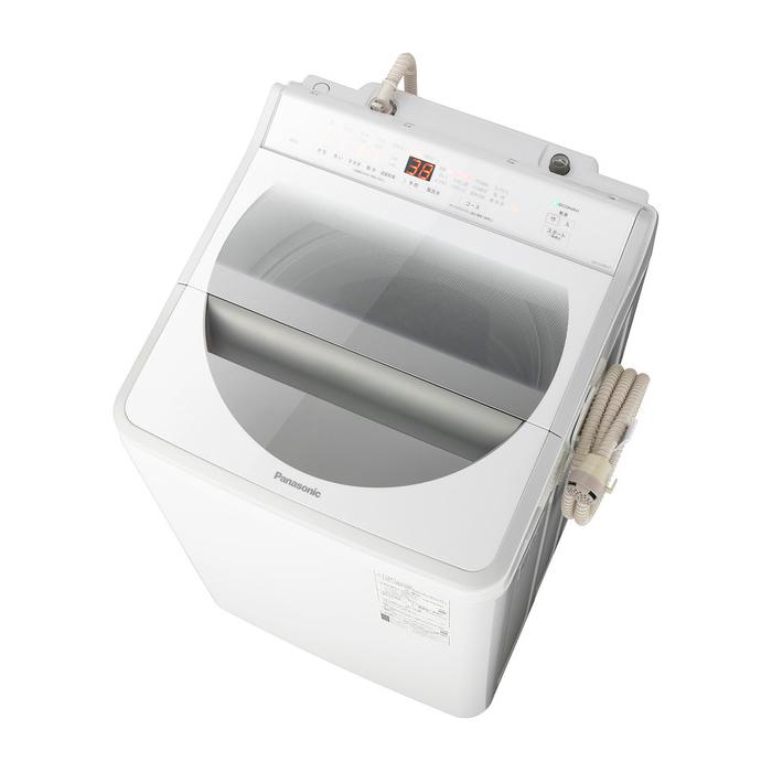 パナソニック 9kg 全自動洗濯機 NA-FA90H7-W ホワイト 東京23区近郊限定配送 Panasonic NAFA90H7|縦型 インバーター 自動槽洗浄 泡洗浄