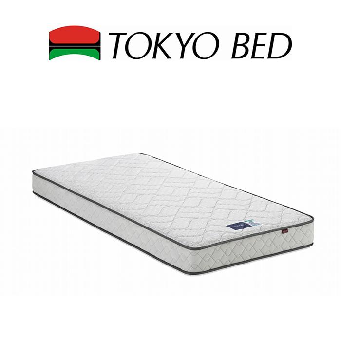東京23区近郊限定配送 送料無料 お取り寄せ 特価 東京ベッド ダブル マットレス 4インチポケット スタンダード