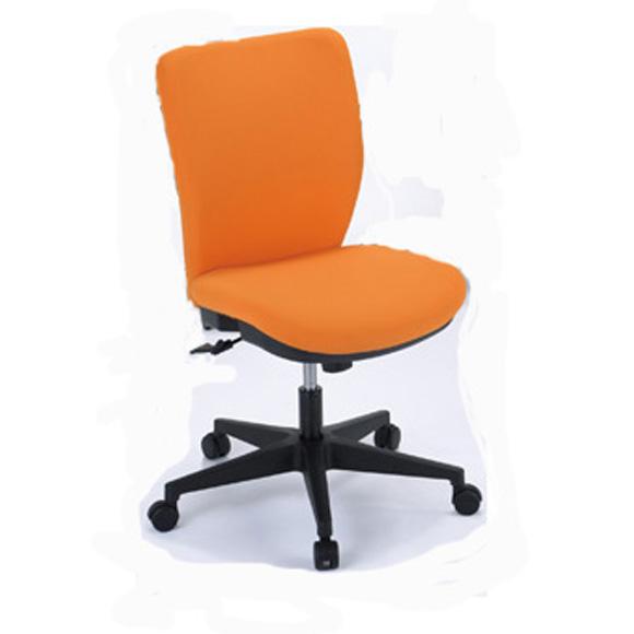 東京23区近郊限定配送 東洋事務器工業 ハイバックタイプ オフィスチェア 850JG-ORオレンジ オフィス用品 事務用品 チェア 回転椅子事務椅子 オフィス家具 激安チェア ワークチェア PCチェア 椅子 お買い得品